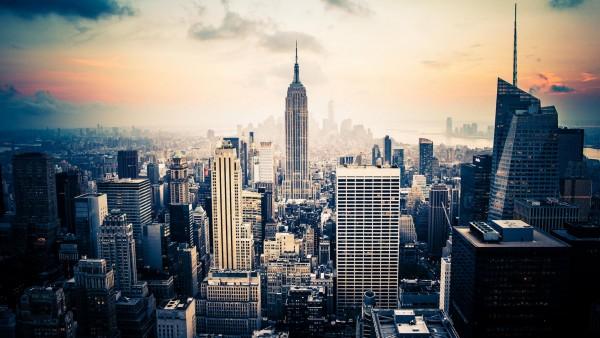 Нью Йорк обои рабочий стол