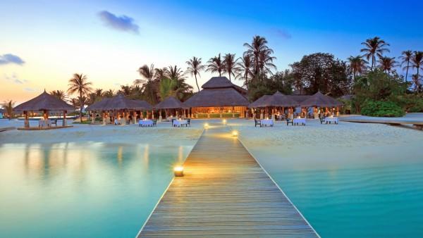 Мальдивские острова курорт
