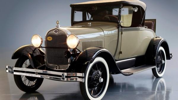 Старинная машина 1929 Ford
