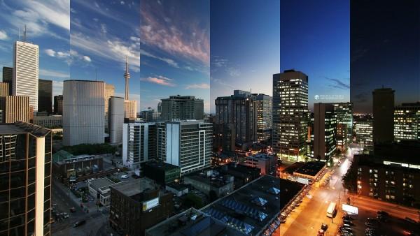 Торонто город в Канаде качественные обои на раб стол