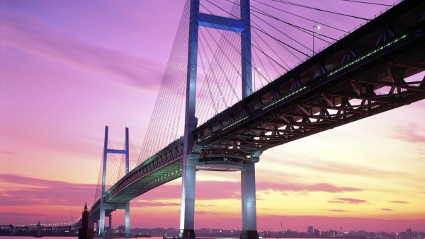 Мост в Японии картинки