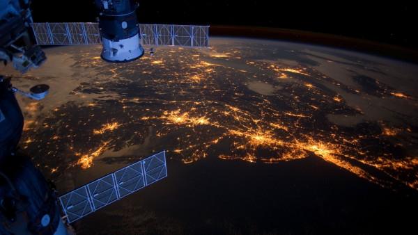 2560x1600, Планета Земля из космоса