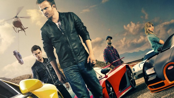 Муви к игре Need for Speed 2014