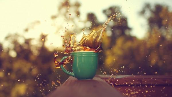 2560x1600, Еда,  О, этот неловкий момент с кофе!