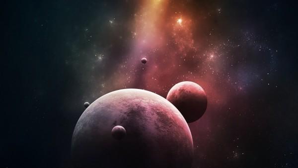 Космические обои