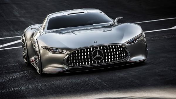 Mercedes-Benz AMG Vision Gran Turismo картинки