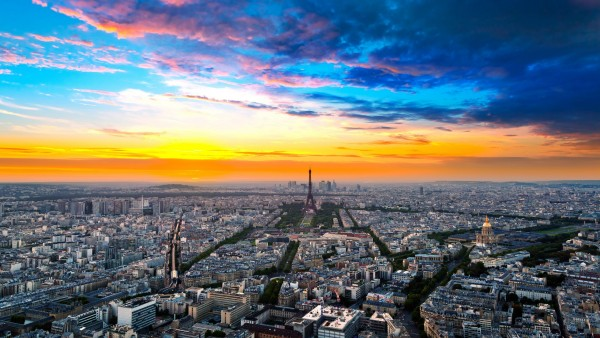 Париж Эйфелевая башня скачать картинки