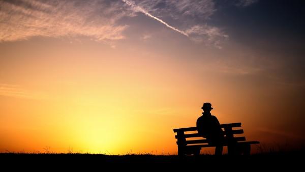 Небесный закат картинки на рабочий стол скачать бесплатно