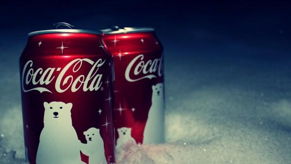Кока-кола заставки