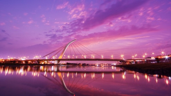 Dazhi bridge taipei wallpapers high resolution hd