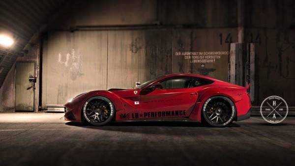 Ferrari 458 Italia заставки автомобиля