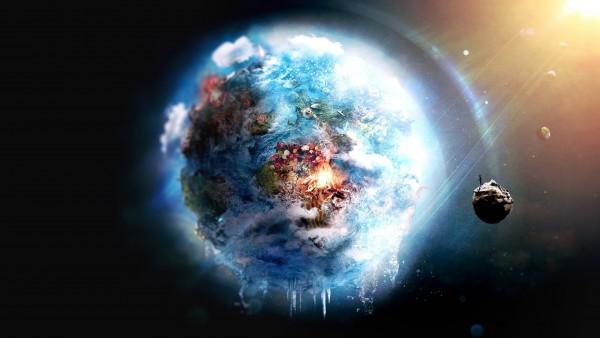 Картинки планеты Земля