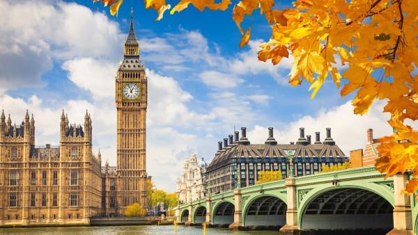 Биг-Бен, Лондон, Англия, город, картинки, скачать