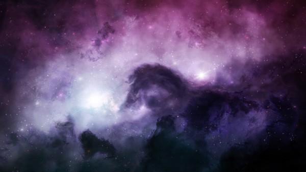 Космос звездная пыль обои hd