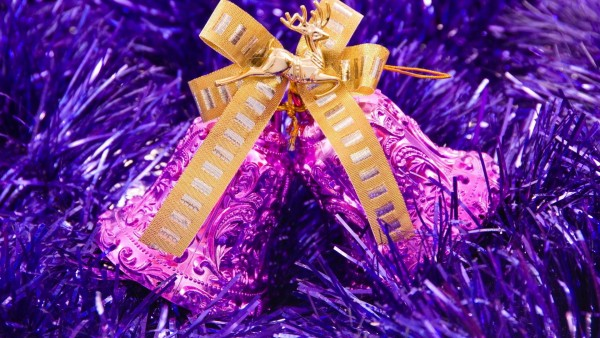 Колокольчики, праздник, новый год, зимний отпуск обои hd
