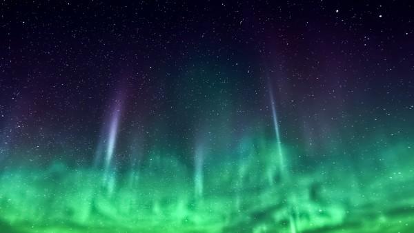 Зеленое небо, Аврора картинки на рабочий стол