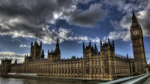 Вестминстерский дворец обои