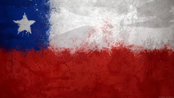 Флаг Чили заставки на рабочий стол hd