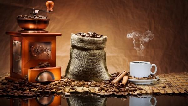 Приятное ароматное кофе