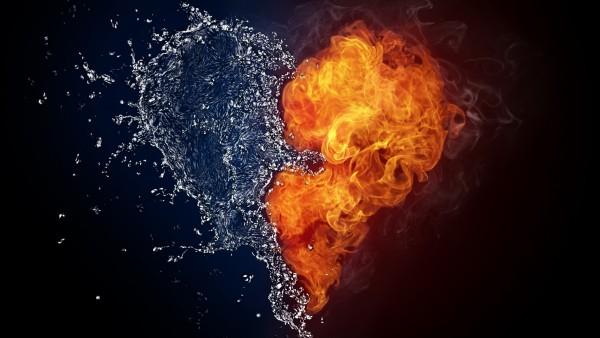 Вечное противоречащее сердце