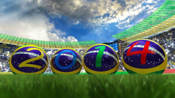 Бразильский мундиаль по футболу заставки