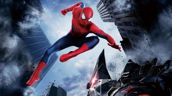 Человек паук фильм заставки на рабочий стол hd