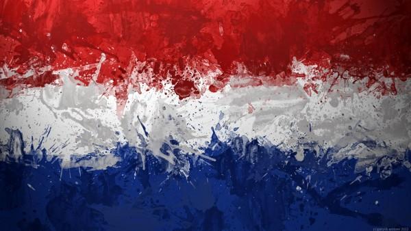 Спорт, Нидерланды, Голландия, флаг, футбол заставки