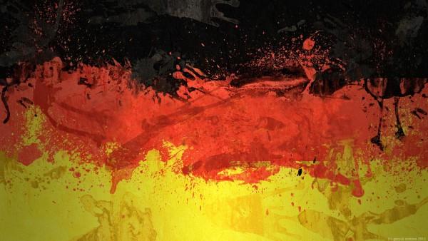 Спорт, Германия, флаг, футбол заставки на рабочий стол hd