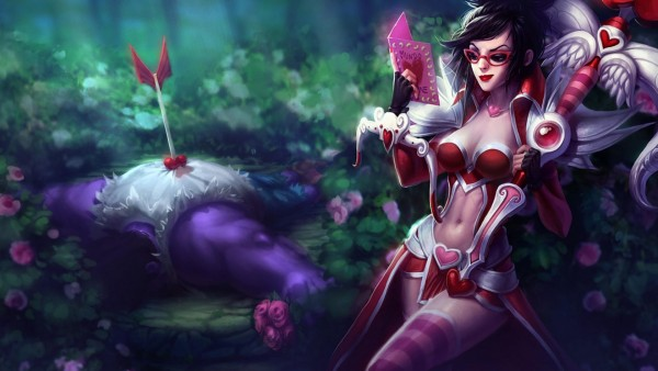 Обои League of Legends/Лига Легенд Vayne