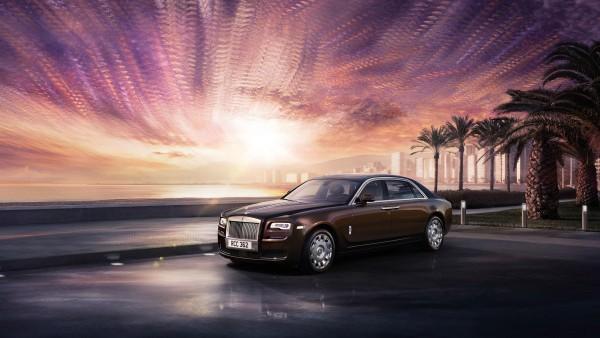 Rolls-Royce Ghost Series II 2015 года картинки