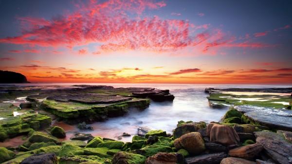 Фэнтези природа океан картинки скачать бесплатно