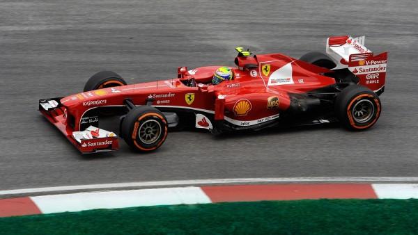 Формула-1 Феррари автомобиль картинки для рабочего стола