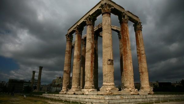 HD обои Древняя римская архитектура