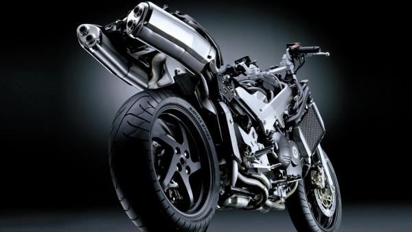 HD обои Широкоформатные обо с мотоциклами