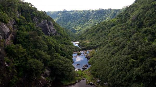 Фото горной природы и ручья