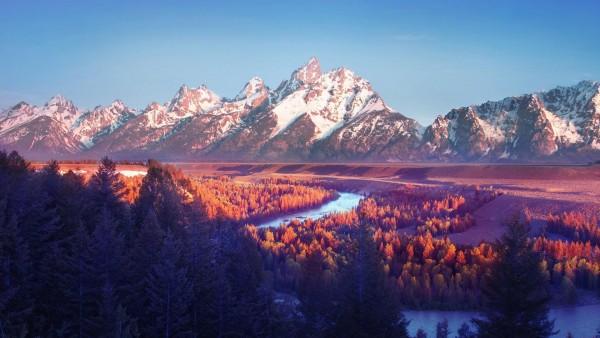 Красивые горы картинки на рабочий стол