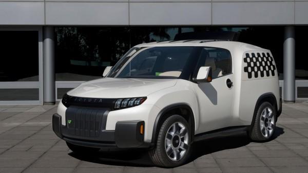2014 Toyota u2 концепт-кар фоновые заставки скачать