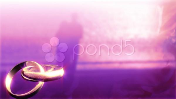 Свадебные фоны, кольца, фиолетовые заставки, бесплатно праздник