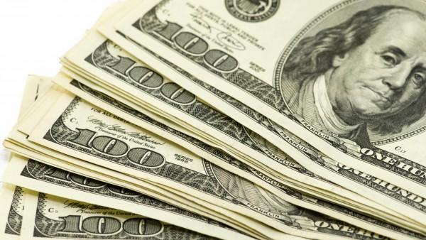 Официальный курс доллара, рост, доллар, деньги, векселя, фото, широкоформатные обои, hd
