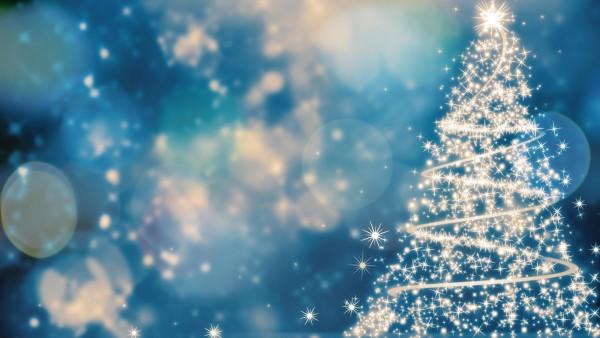 Рождество, фото, Новый год, праздник, картинки, елка, снег, 3d
