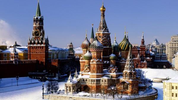 Скачать Красная площадь Москва Россия обои высокого качества
