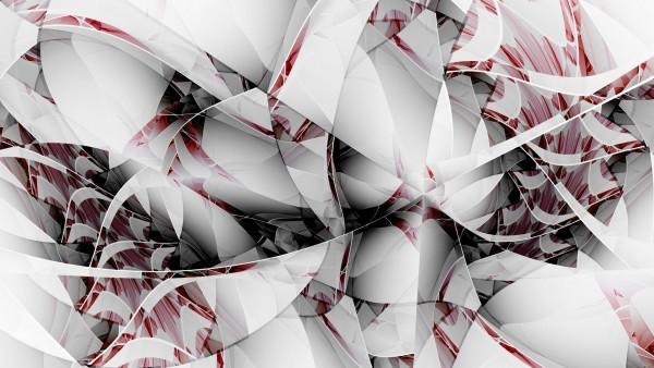 Красные и белые полосы абстрактные обои