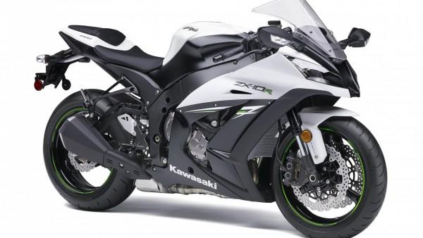 Мотоцикл 2014 Kawasaki Zx 10r Fs обои