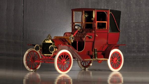 1909 Ford Model T Roadster