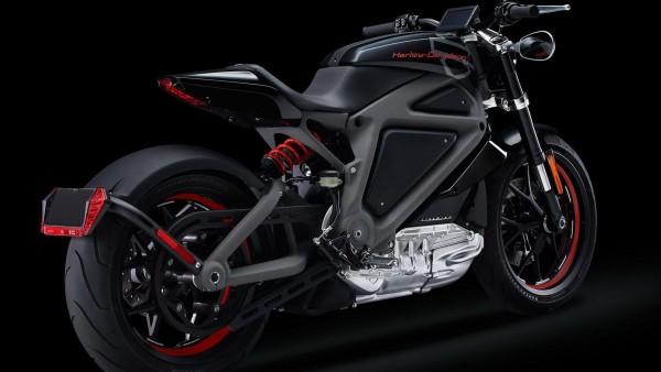 2015 Harley Davidson Livewire электрический мотоцикл