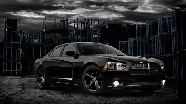 2012 Dodge Charger мощное авто фото
