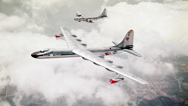 Convair B-36 (Конвэр Б-36)