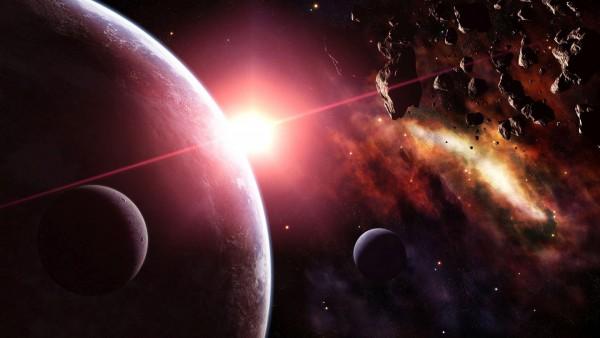 картинки на рабочий космос