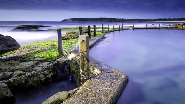 Великолепная береговая линия