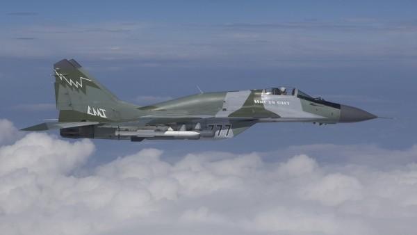 МиГ-29, российский истребитель